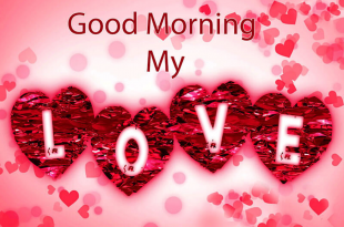 بالصور كلمات صباح الخير للحبيب , رسايل صور للصباح 3308 3 310x205