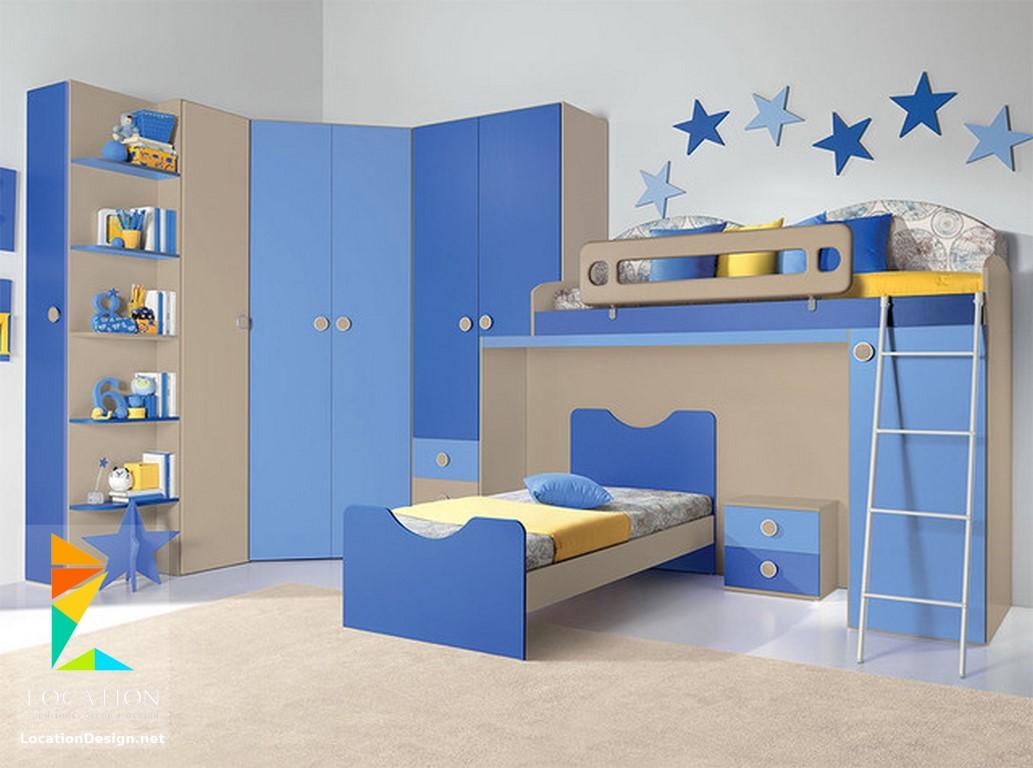 بالصور غرف اطفال مودرن , ديكورات اخر شياكة 3722 8