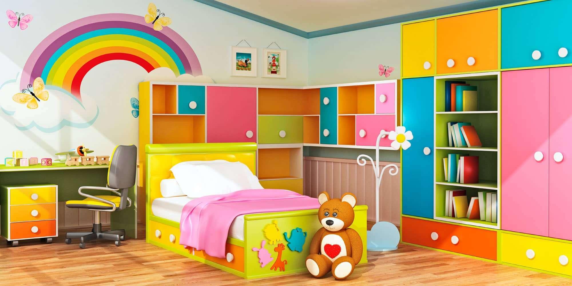 صورة صور غرف اطفال , احدث موديلات غرف الاطفال
