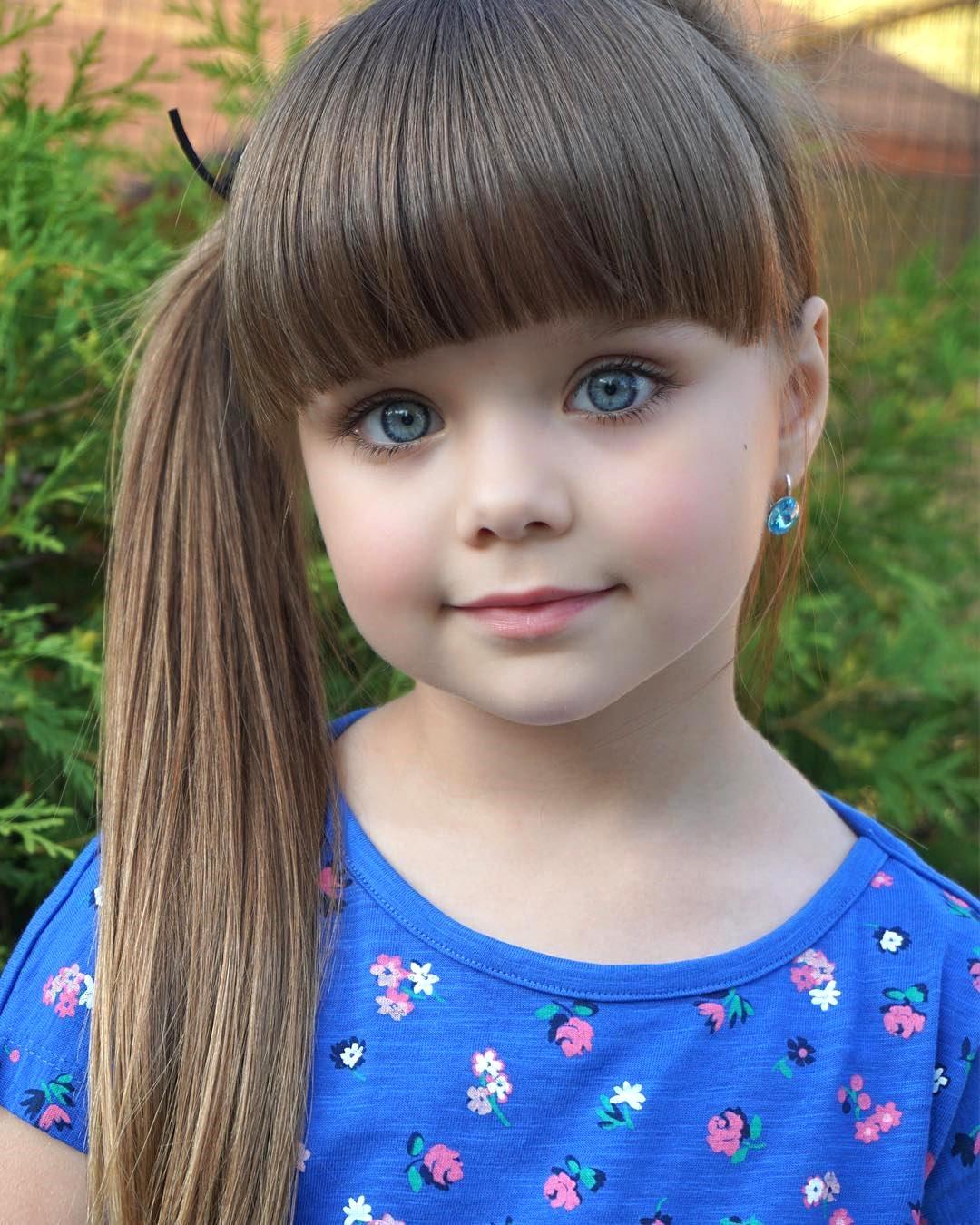 بالصور طفلة جميلة , اجمل البنات فى العالم 2813 3
