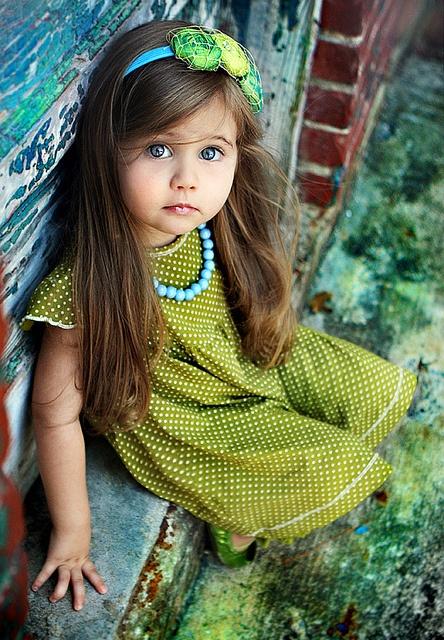 بالصور طفلة جميلة , اجمل البنات فى العالم 2813 5