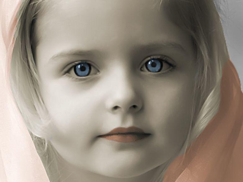 بالصور طفلة جميلة , اجمل البنات فى العالم 2813 7