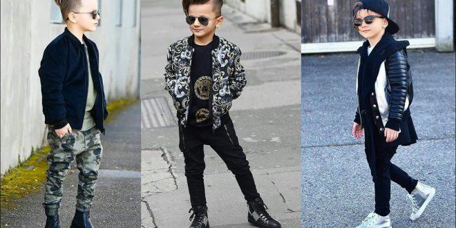 صور ملابس اولاد , كولكشن ولادي روعة لشتاء 2019