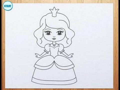 بالصور رسومات بنات سهله , اروع اشكال للرسم 3752 2