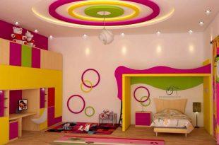 صوره ديكورات غرف اطفال , اشكال جديدة لغرفة نوم الاطفال