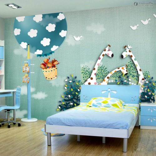 بالصور ديكورات غرف اطفال , اشكال جديدة لغرفة نوم الاطفال 954 10