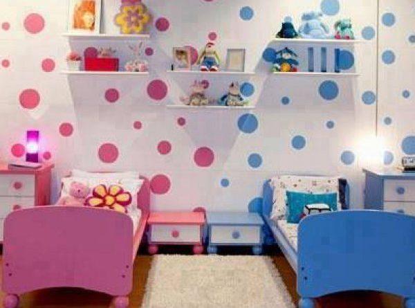 بالصور ديكورات غرف اطفال , اشكال جديدة لغرفة نوم الاطفال 954 11