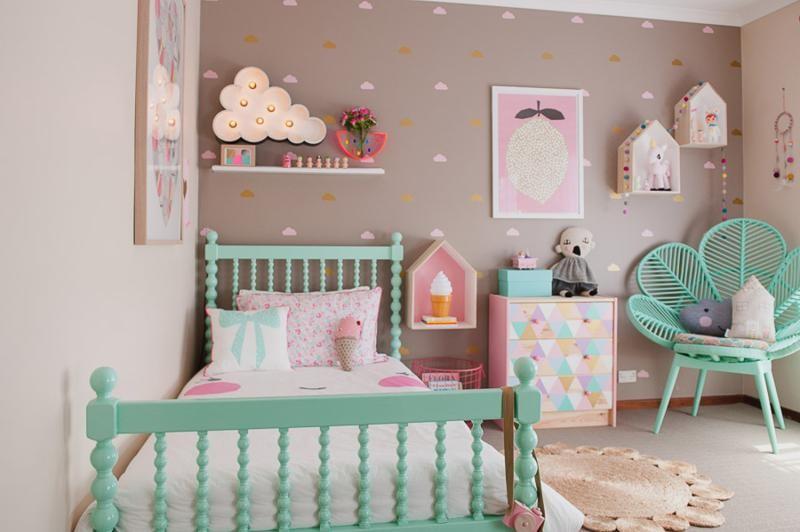 بالصور ديكورات غرف اطفال , اشكال جديدة لغرفة نوم الاطفال 954 2