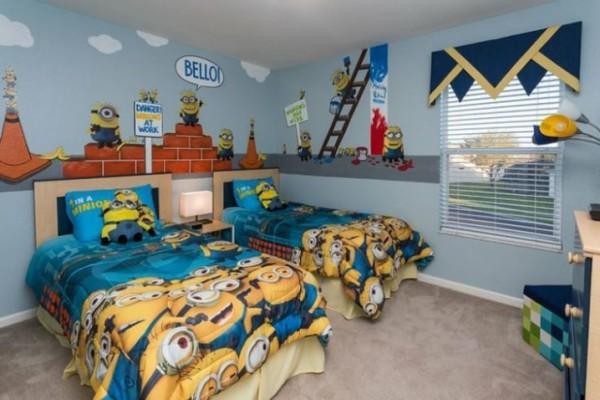 بالصور ديكورات غرف اطفال , اشكال جديدة لغرفة نوم الاطفال 954 3