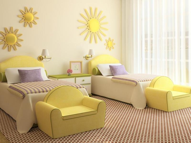 بالصور ديكورات غرف اطفال , اشكال جديدة لغرفة نوم الاطفال 954 5
