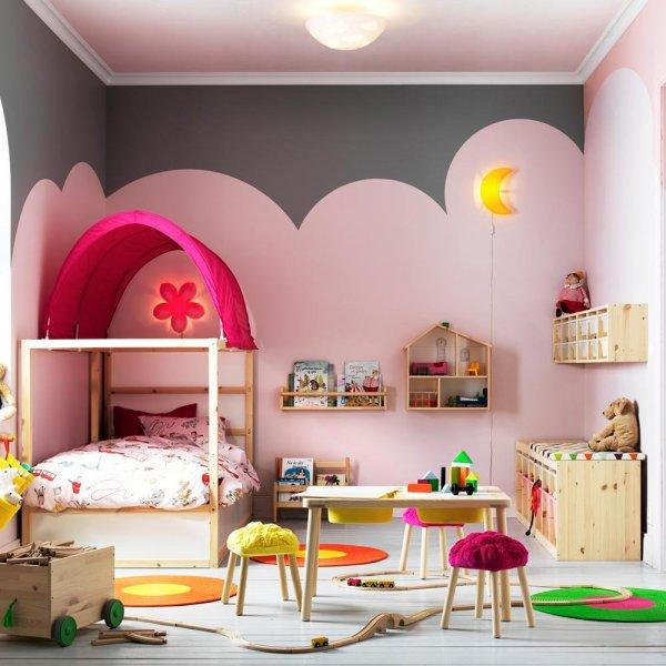 بالصور ديكورات غرف اطفال , اشكال جديدة لغرفة نوم الاطفال 954 9