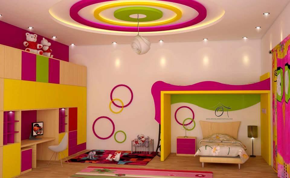 بالصور ديكورات غرف اطفال , اشكال جديدة لغرفة نوم الاطفال