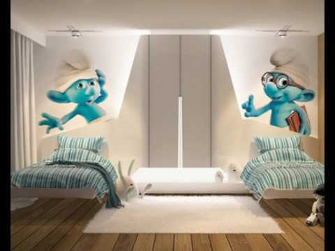 صور ديكورات غرف اطفال , اشكال جديدة لغرفة نوم الاطفال