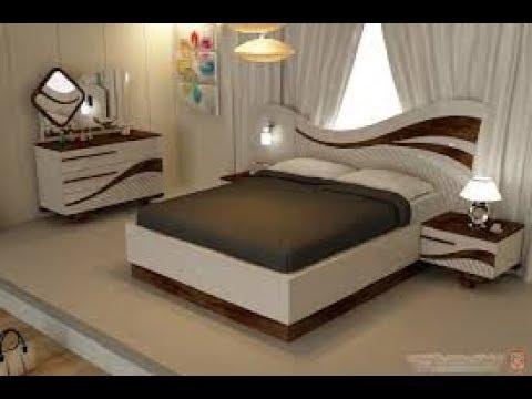 صورة غرف نوم حديثه , ديكورات تخبل لغرف النوم المودرن والكلاسيك