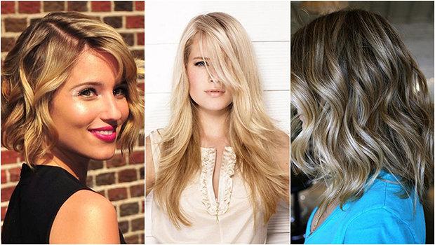 صورة قصات شعر جديده للنساء , تسريحات للشعر الطويل والقصير