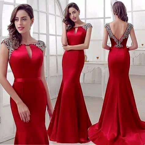 صورة فساتين سهرة للبنات , اروع تشكيلة لفستان سوارية