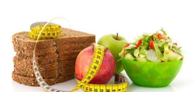 صورة حمية غذائية , نظام غذائى للتخلص من الدهون والريجيم