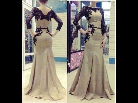 صورة اجمل فساتين سواريه , كوليكشن ملابس سهرة للبنات