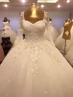 صورة اجمل فستان في العالم , فساتين بنات روعه
