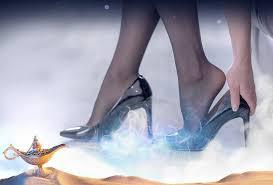 صورة تفسير حلم لبس الحذاء للمتزوجة , اذا رات المراة انها تلبس حذاء في المنام ما معناه