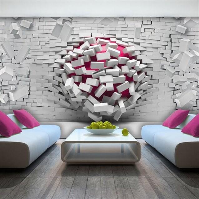 بالصور صور ورق جدران , ديكورات حوائط وورق حائط يخبل 3272 4