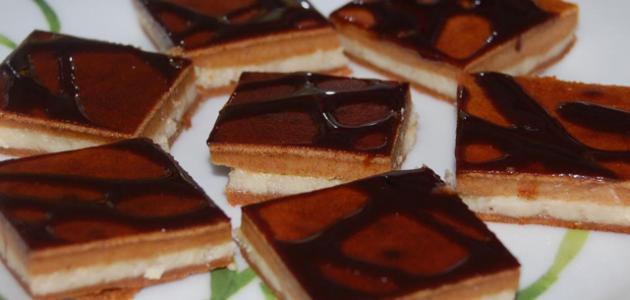 صورة حلى جديد وسهل , طريقة عمل حلويات سهلة وبسيطة ومكونات من البيت