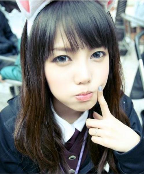 بالصور بنات يابانية , صور اجمل بنت في اليابان 3676 6