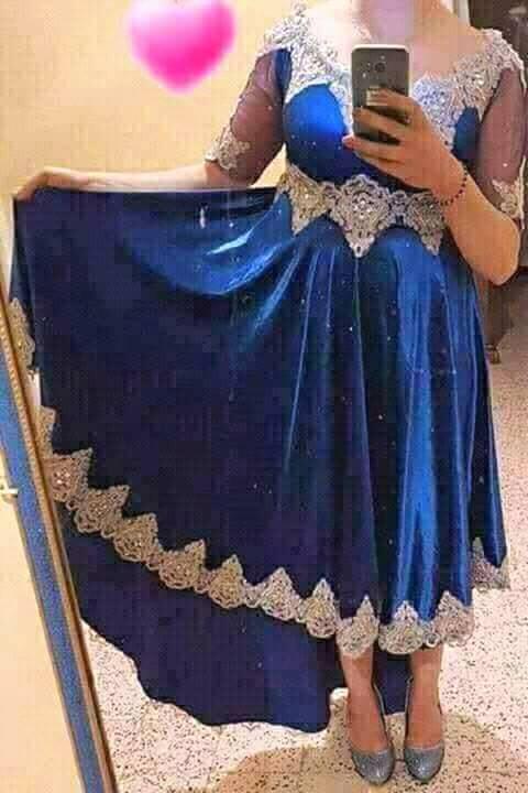 بالصور قنادر قطيفة للاعراس , ملابس نسائية تخبل 3721 14