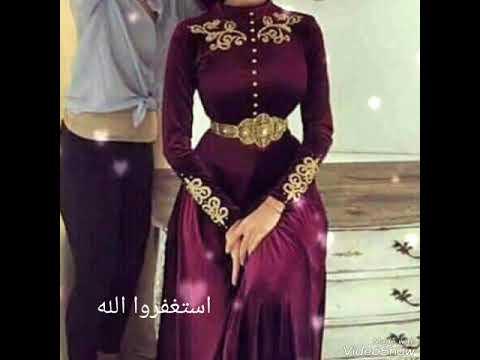 بالصور قنادر قطيفة للاعراس , ملابس نسائية تخبل 3721 8