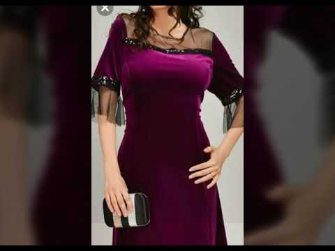 بالصور قنادر قطيفة للاعراس , ملابس نسائية تخبل 3721 9