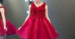 فساتين اطفال بنات , موديل فستان لبنت طفلة