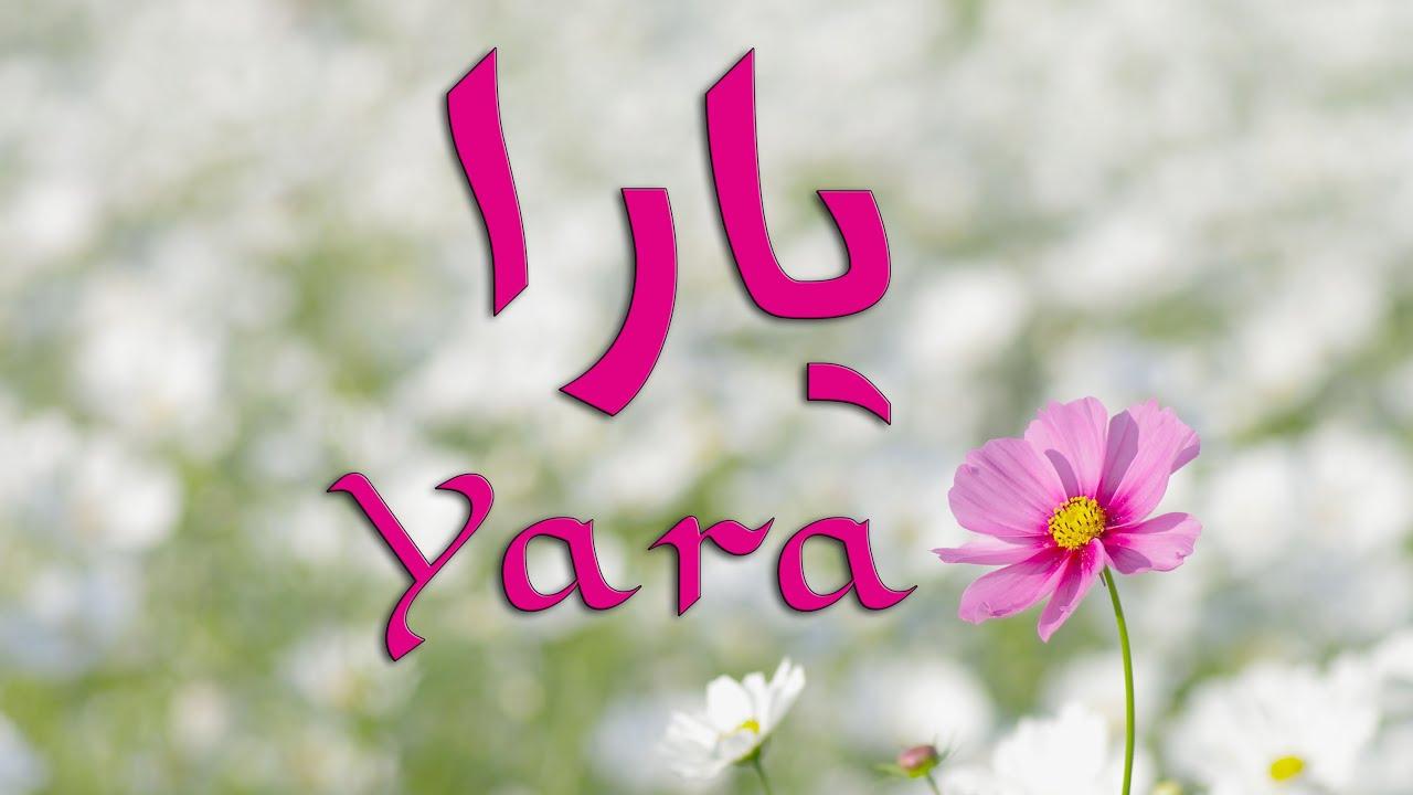 صورة معنى اسم يارا , معانى اسماء البنات الجديدة