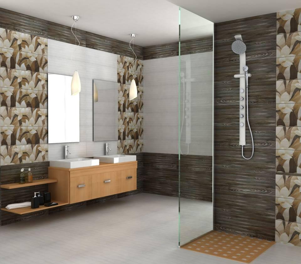 سيراميك حمامات 2020 صور اجمل موديلات السيرميك للحمام مساء الخير