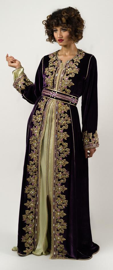صورة قفاطين مغربية , اجمل ملابس من المغرب 2987 1