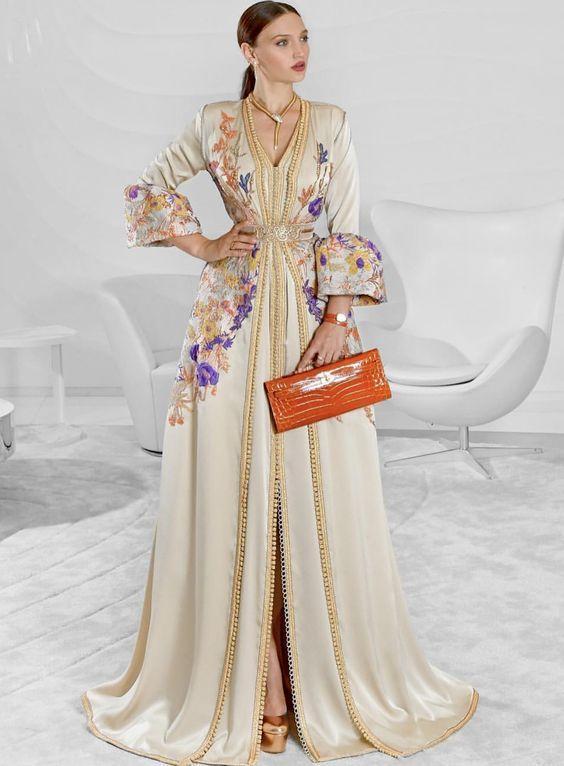 صورة قفاطين مغربية , اجمل ملابس من المغرب 2987 3