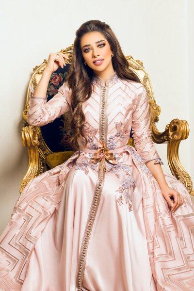 صورة قفاطين مغربية , اجمل ملابس من المغرب 2987 4