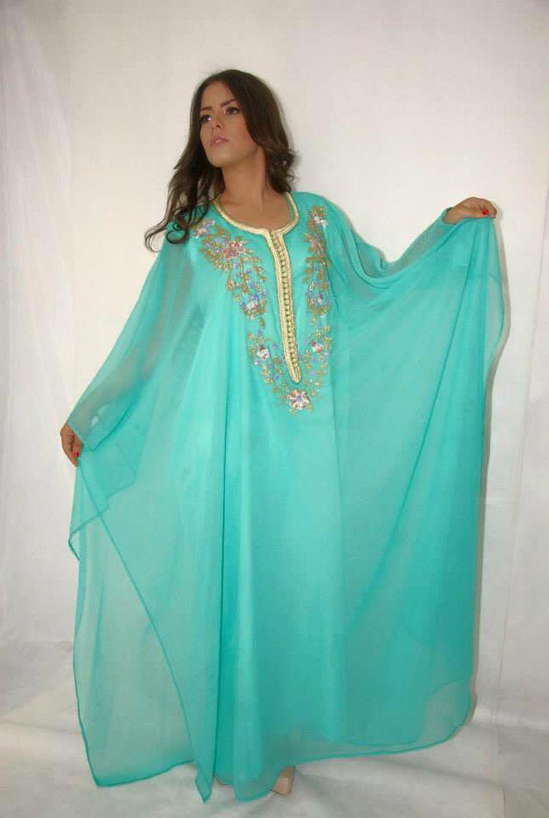 صورة قفاطين مغربية , اجمل ملابس من المغرب 2987 6