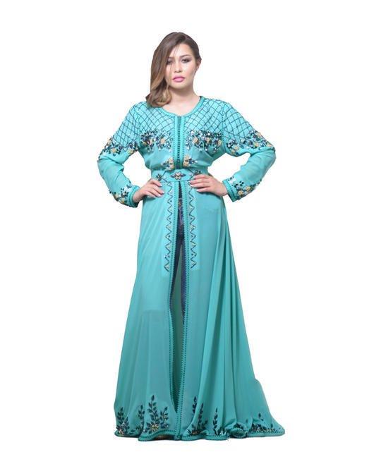 صورة قفاطين مغربية , اجمل ملابس من المغرب 2987