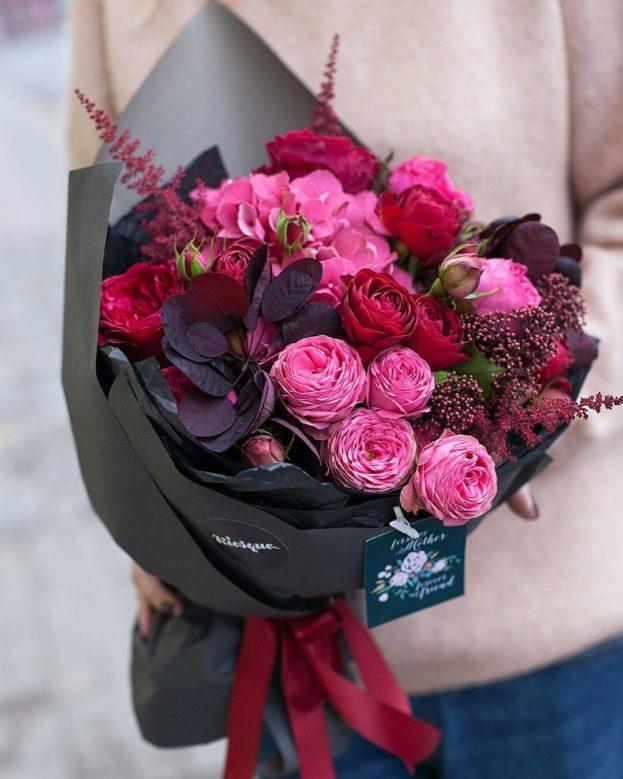 صورة صور بوكيه ورد , بوكية الورد من ارق الهدايا