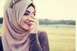 صورة صور بنات محجبات كيوت , الحجاب تاج الفتاة