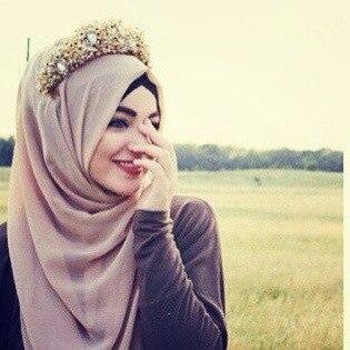 صور صور بنات محجبات كيوت , الحجاب تاج الفتاة