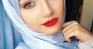 صورة صور بنات جميلات محجبات , البنت المحجبة تلفت الانظار