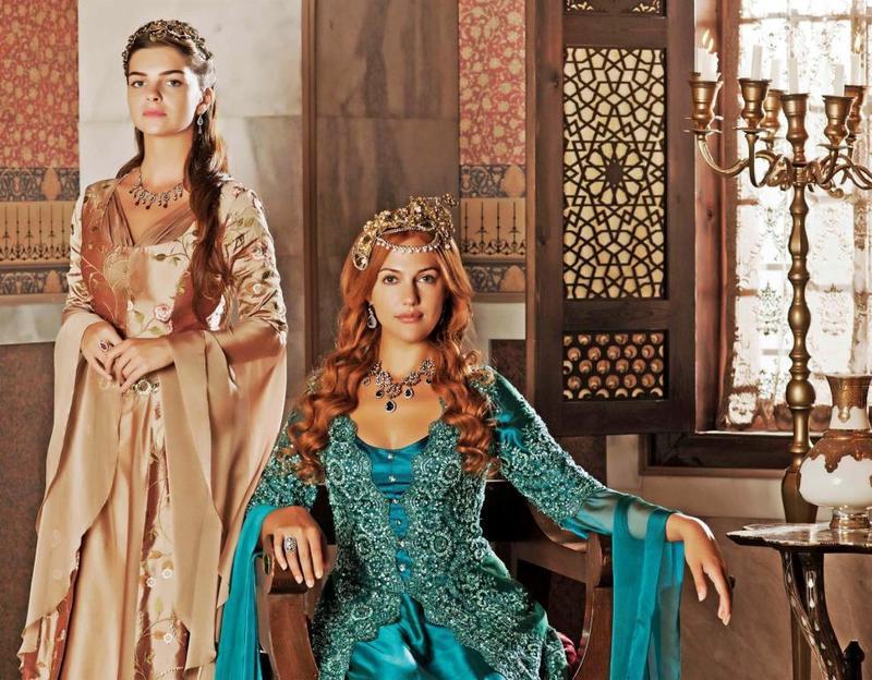 صور صور حريم السلطان , قصة تاريخية تركية حقيقية