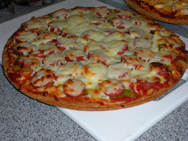 صورة صور بيتزا , الوجبات الرئيسية فى ايطاليا
