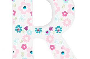 صورة صور حرف r , حرف فى اللغة الانجليزية