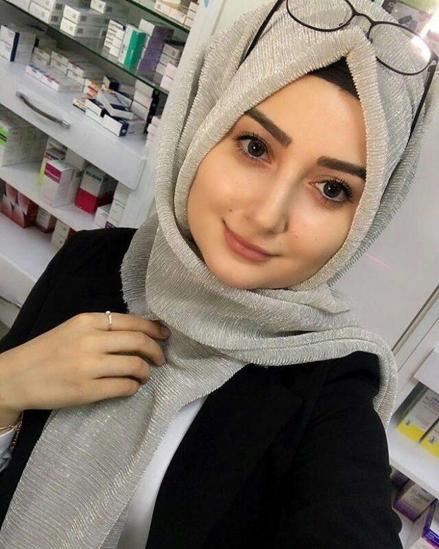 صورة اجمل صور بنات محجبات , اناقة الحجاب علي البنت المحجبه