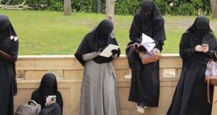 صور طريقة لبس النقاب بالصور , صور عن الفتاه المنقبه