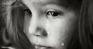 صورة صور اطفال عليها كلام حزين , حزن الطفل وجع كبير