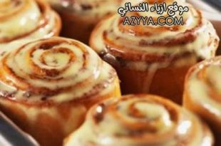 صورة حلويات منال العالم , اشهى حلويات لمنال العالم