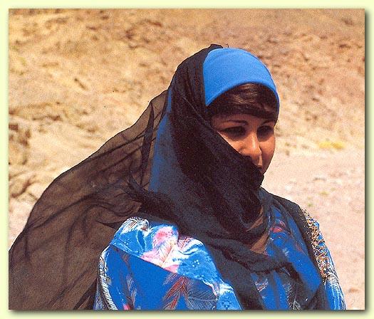 صورة بنات البدو , اكثر ما يميز بنات البدو
